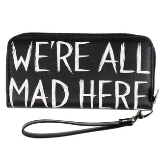 AKUMU INK Pénztárca - We're All Mad Here, Akumu Ink