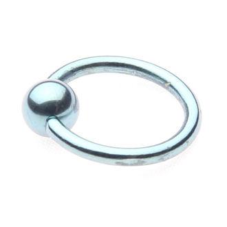 ékszer piercing - Metallic Blue