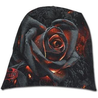 SPIRAL Sapka - BURNT ROSE - Fekete, SPIRAL