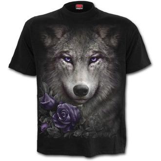 póló férfi - WOLF ROSES - SPIRAL, SPIRAL