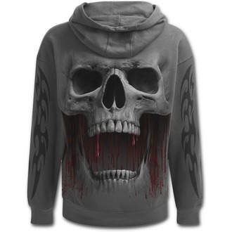 kapucnis pulóver férfi - DEATH ROAR - SPIRAL, SPIRAL