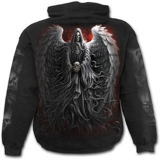 kapucnis pulóver férfi - DEATH ROBE - SPIRAL, SPIRAL