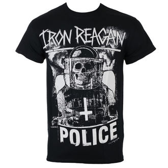 metál póló férfi Iron Reagan - RIOT COP - Just Say Rock, Just Say Rock, Iron Reagan