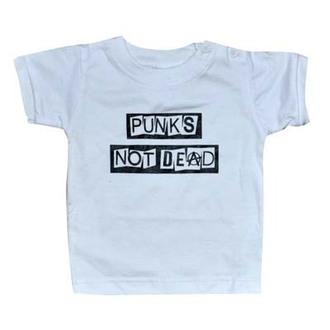 metál póló gyermek - Punk's Not Dead - ROCK DADDY - 16007-008, ROCK DADDY