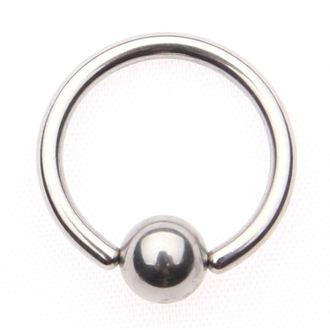 ékszer piercing - Gyűrű / Gömb