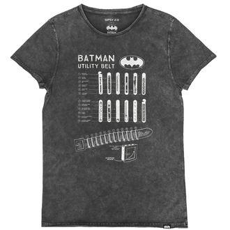 filmes póló férfi Batman - ANTRACITE -