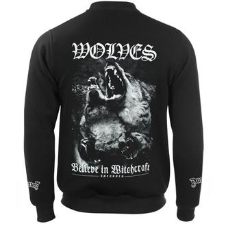 pulóver (kapucni nélkül) férfi - WOLVES - AMENOMEN, AMENOMEN