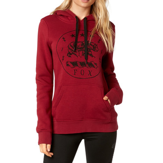 kapucnis pulóver női - Translunar - FOX