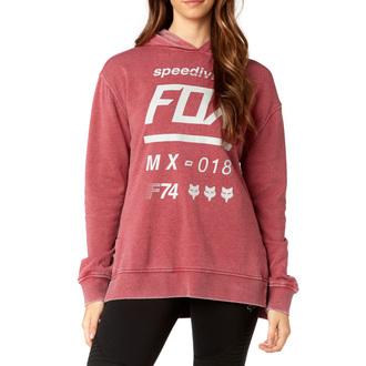kapucnis pulóver női - Draftr - FOX, FOX