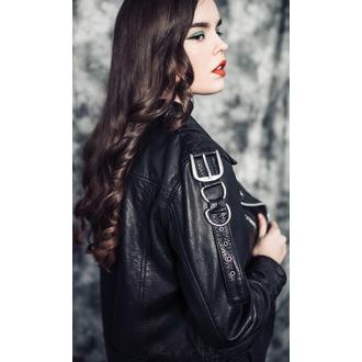 bőrdzseki unisex - Deadbeat - DISTURBIA