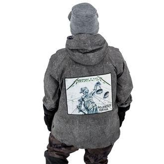 Téli dzseki (Snowboard) METALLICA x SESSIONS