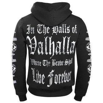 kapucnis pulóver férfi - THOR'S HAMMER - VICTORY OR VALHALLA, VICTORY OR VALHALLA