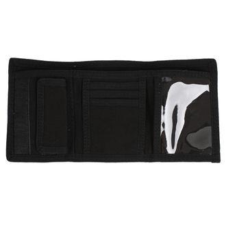 pénztárca VANS - Slipped - Black / Gunmetal, VANS