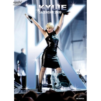 naptár  év 2009, Kylie Minoque