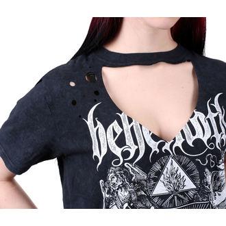 metál póló női Behemoth - SATANIST - PLASTIC HEAD, PLASTIC HEAD, Behemoth