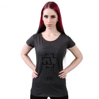 metál póló női Rammstein - dark grey - RAMMSTEIN, RAMMSTEIN, Rammstein