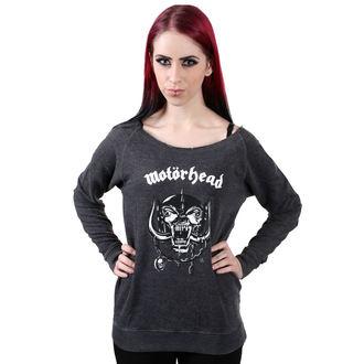 pulóver (kapucni nélkül) női Motörhead - Logo Burnout Open Edge - NNM, NNM, Motörhead