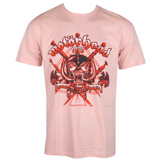 metál póló férfi Motörhead - AMPLIFIED - AMPLIFIED, AMPLIFIED, Motörhead