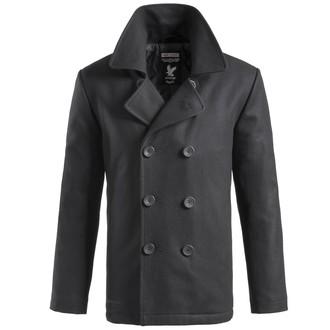 SURPLUS Férfi kabát - PEA - Fekete, SURPLUS