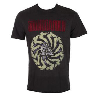 metál póló férfi Soundgarden - CHARCOAL - AMPLIFIED, AMPLIFIED, Soundgarden