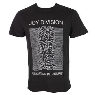 metál póló férfi Joy Division - UNKNOWN PLEASURES - AMPLIFIED, AMPLIFIED, Joy Division