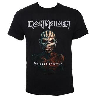 metál póló férfi Iron Maiden - THE BOOK OF SOULS BK - AMPLIFIED, AMPLIFIED, Iron Maiden
