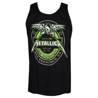 Metallica Férfi felső - 100% Fuel - Fekete, NNM, Metallica