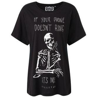 póló női - Don't Call - KILLSTAR, KILLSTAR