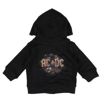 kapucnis pulóver férfi AC-DC - Rock or bust - Metal-Kids, Metal-Kids, AC-DC