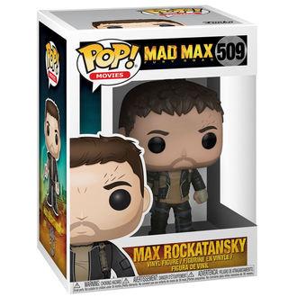 POP Mad Max figura  - Düh Út POP! - Max val vel Pisztoly, POP