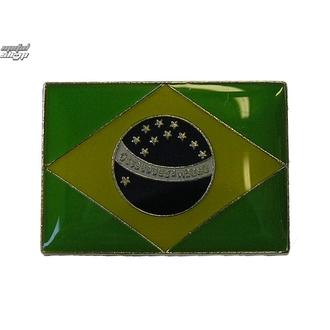 kitűző Zászló Brazil - RP - 104