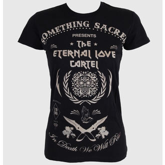 utcai póló női - Deathless Love - SOMETHING SACRED, SOMETHING SACRED