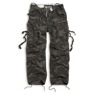 nadrág SURPLUS - Vintage - BLACK CAMO, SURPLUS