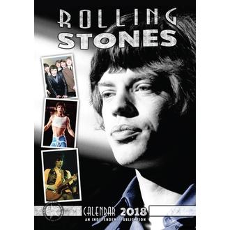 2018-as ROLLING STONES Falinaptár, Rolling Stones