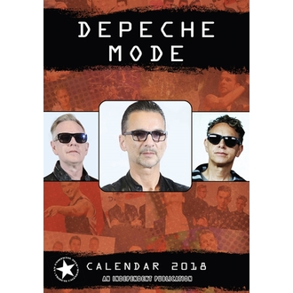 2018-as DEPECHE MODE Falinaptár, Depeche Mode