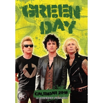 2018-as GREEN DAY Falinaptár