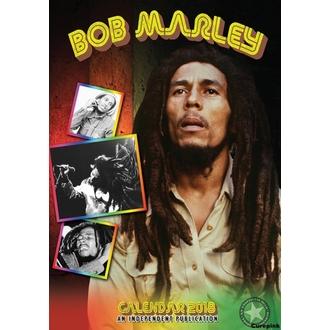 2018-as BOB MARLEY Falinaptár, Bob Marley