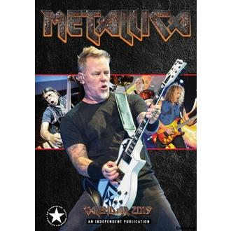 2019-es Naptár - Metallica, NNM, Metallica