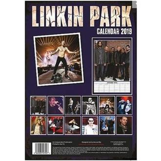 2019-es Naptár - Linkin Park, NNM, Linkin Park