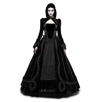 PUNK RAVE Női ruha - Lady Amaranth Gothic wedding, PUNK RAVE