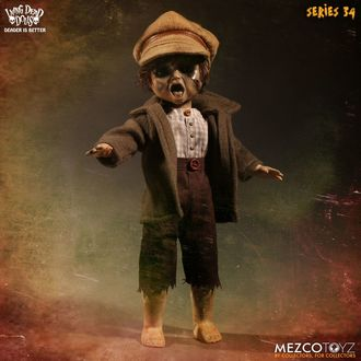 Baba Living Dead Dolls - The Time Has Come To Tell The Tale - Tommy Kopogó, LIVING DEAD DOLLS