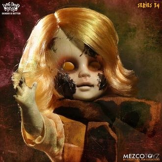 Baba - Living Dead Dolls - The Time Has Come To Tell The Tale - Kanári, LIVING DEAD DOLLS