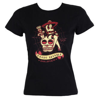 póló női - Skullsports Girlie T-Shirt - SKULLSPORTS, SKULLSPORTS