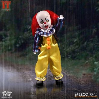 Baba Living Dead Dolls - Pennywise, LIVING DEAD DOLLS