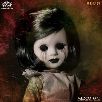 Baba Living Dead Dolls - The Time Has Come To Tell The Tale - Coalets, LIVING DEAD DOLLS
