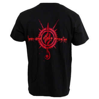 metál póló férfi Sonic Syndicate - Love And Other Disasters TS -153176 - NUCLEAR BLAST, NUCLEAR BLAST, Sonic Syndicate
