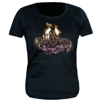 póló női Graveworm - Diabolical Figures Girlie -160291, NUCLEAR BLAST, Graveworm