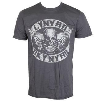 metál póló férfi Lynyrd Skynyrd - Biker Patch - LIVE NATION, LIVE NATION, Lynyrd Skynyrd
