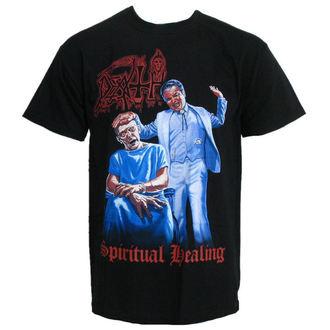 metál póló férfi Death - Spiritual Healing - RAZAMATAZ