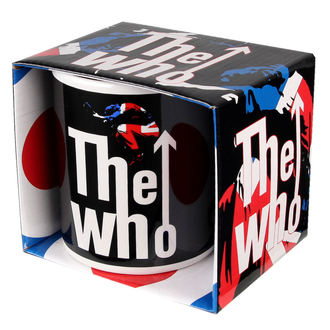 bögre The Who - Union Jack, ROCK OFF, Who